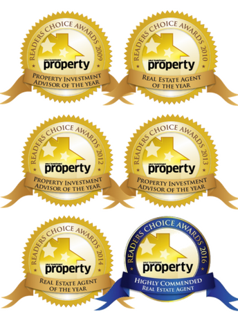 Rocket Property Group YIP Awards