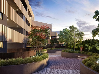Boutique Apartments in rising Melbourne suburb
