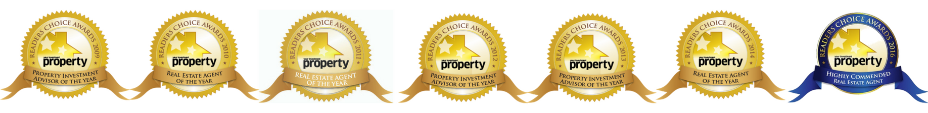YIP Awards for Rocket Property Group